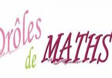 Concours Drôles de maths
